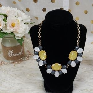 Charming Charlie Yellow Necklace